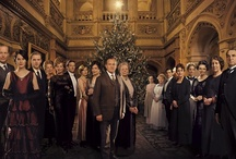 Downton Abbey / by Antonina