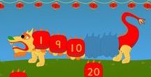Chinese New Year / Celebrate! 2018 will be the Year of the Dog, starting on February 16th #CNY