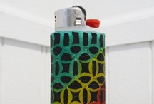 Lighter Cases by Sam Goraj / Originated and created by Sam Goraj. 