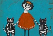 Skulls / by Karen Lommez
