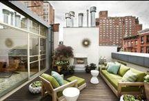 Balcony Living...
