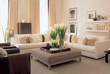 Front | Living Rooms / by Tieyone Hall-Andrews