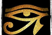 Egyptians Eye / by Tieyone Hall-Andrews