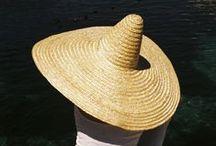 Chapeau de Paille / Bronzette H E A R T S