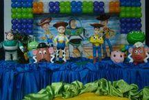 Toy Estory / Festa festa em Balão