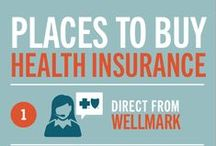 Healthy Infographics / The world of health insurance can be a little difficult to understand sometimes... That's why we love infographics! Check these out and if you have any questions, feel free to visit www.Wellmark.com and learn more! / by Wellmark Blue Cross and Blue Shield