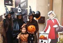 Halloween / Akce pro rodiny s dětmi