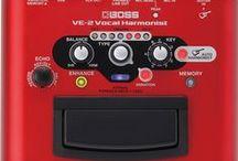 VOCAL / Vocal Prosesor dan Aksesoris untuk rekaman dan latihan