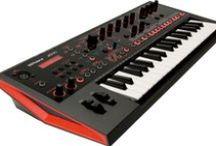 SYNTHESIZER / Synthesizer untuk studio dan stage
