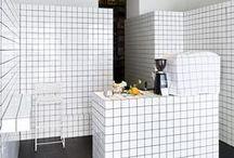 White Tiles /