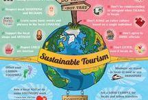 Turismo Sostenible /  Conoce las claves sobre el turismo sostenible con definiciones y ejemplos.