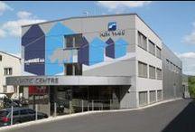 Logistic centre