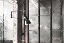 glass dividing walls