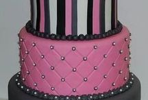Cakes / Amazing cakes - beautiful cakes - too pretty to eat cakes