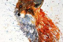 Foxes / <script>