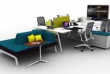 Office Work Space Furniture