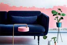 LIVINGROOM ❤ ispirazioni e diy / Dal divano al sofà: i trucchi per sentirsi un pascià!