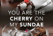 Food Quotes / Wir lieben Zitate über Essen und hoffen Ihr auch?! Teilt doch einfach Eure liebsten Zitate rund um's Thema Essen mit uns.