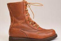 Vintage Men's Shoes & Boots / Vintage men's footwear, shoes and boots.