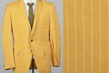 Vintage Men's Blazers, Sport Coats & Suit Jackets / Vintage menswear. Blazers, sport coats & suit jackets.