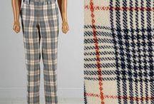 Vintage Men's Pants, Slacks, Trousers, Jeans & Shorts / Vintage menswear. Pants, slacks, trousers, jeans & shorts.