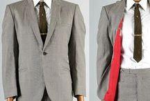 Vintage Men's Suits & Tuxedos / Vintage menswear. Vintage men's suits. Vintage Mens Tuxedos, Formal Menswear