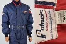 Vintage Men's Sportswear & Athletic / Vintage menswear, vintage mens swim trunks, swimsuits, snowsuits, ski wear, winter sports, summer sports, athletic wear