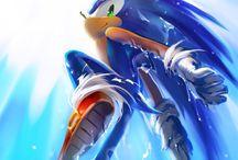 Sonic Franchise / just em characters❤️    WARNING: SONAMY & SONADOW