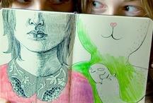 Sketchbook / by Anna d'Avril