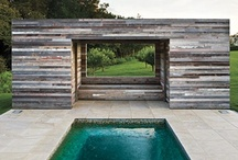 Modern living out in the country / Modern inspired design & landscape in the middle of farm country! / by Julie