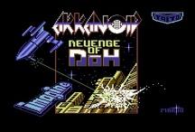 Commodore 64 Screens