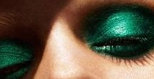 Green Color Inspirations / Shades of Green: Eyeshadow, Makeup, Nail Polish, Fashion Accessories, Dresses, Shoes, Jewelry, and more! Visit us at: http://www.orglamix.com for natural, vegan, cruelty free, mineral makeup