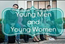 Young Men/Young Women (LDS) / This Pinterest board is for Young Men and Young Women leaders and shares Ideas and resources for teaching the YM/YW lessons, activities and more!
