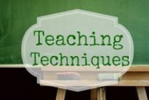 LDS Teaching Techniques / Teaching techniques and tips specifically for the LDS teacher in the home or gospel classroom.  For more, please visit ldsteach.org.