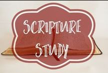 LDS Scripture Study / Scripture study tools and tips, including ideas, printables & more!