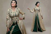 Moroccan fashion ^_* / by Chaimae Boujnani