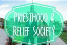 LDS Relief Society & Priesthood / Ideas for hour three!  Find lesson helps and tips you can use for teaching Relief Society or Priesthood.