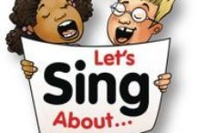 Songbooks / Our 'Let's Sing About...' series of songbooks. Ideal for assemblies, to complement your themed topic work in the classroom, or to simply enjoy during singing and music lessons.