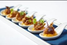 Delicious Food / Some of the food we've prepared at events