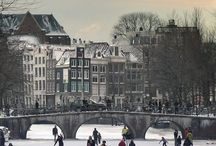 A'DAM / The greatest city & my hometown: Amsterdam