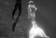 Underwater fashion photography / by JH M