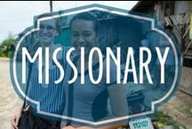 LDS Missionary / LDS missionary ideas for things to share with or send to missionaries, as well as ideas for missionary preparation.