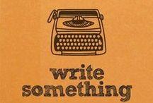writing 'n shit