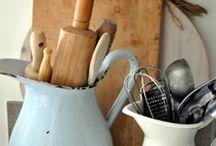 Konyhák (Kitchens) / Igazi otthonok, aprócska konyhák, hatalmas ötletek... (Real homes, small kitchens, huge ideas ...)