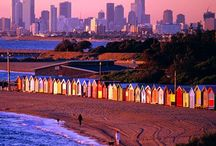Melbourne / My home land, my heart land. A place of great beauty, history & sport!