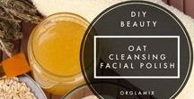 Skincare Tips / Tips and Tricks for beautiful, healthy skin! Visit http://www.orglamix.com for awesome, all natural skincare.