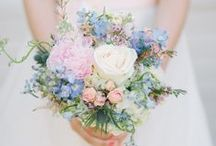 Wedding - Colours & Flowers