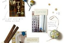 Moodboards and patterns