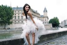 Ślubne suknie Cymbeline / Pinterest wita Panny Młode. To właśnie tu znajdziesz zdjęcia sukien ślubnych, wykonanych z wysokiej jakości  materiałów, ozdobionych intrygującymi dodatkami, mających unikalny design - wszystko to by urzeczywistnić Wasze marzenia o idealnym ślubie.