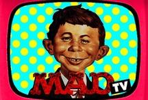 Mad TV 'n Videos  / by Ronnie Turner